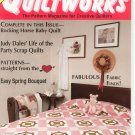 Traditional Quiltworks Magazine Issue 18 March 1992 12 Patterns
