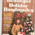 Woman's Day Beautiful Holiday Handmade Magazine Back Issue Christmas