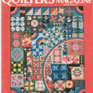 Quilter's Newsletter Magazine September 1985 Issue 175
