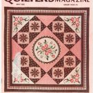 Quilter's Newsletter Magazine May 1985 Issue 172