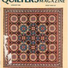 Quilter's Newsletter Magazine January 1984 Issue 158