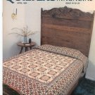 Quilter's Newsletter Magazine April 1984 Issue 161