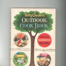 Betty Crocker's Outdoor Cook Book Cookbook First Edition Vintage
