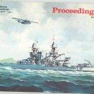 Proceedings Magazine United States Naval Institute December 1977 Vintage