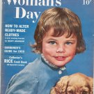 Woman's Day Magazine April 1959 With Collector's Rice Cookbook