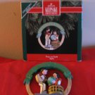 Hallmark Peace On Earth Spain 1992 Ornament With Box