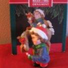 Hallmark Keepsake Sweet Talk  1991 Ornament With Box