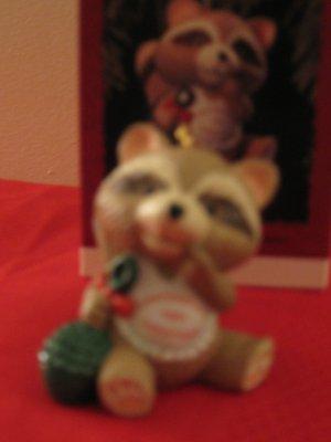 Hallmark Keepsake Grandchild's First Christmas 1993 With Box
