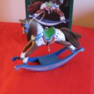 Hallmark Keepsake Rocking Horse 1992 With Box
