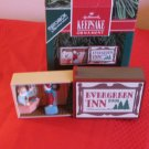 Hallmark Keepsake Evergreen Inn 1991 With Box