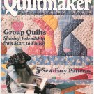 Quiltmaker Magazine July August 1995 Number 44  Patterns