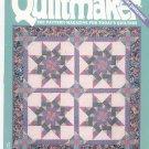 Quiltmaker Magazine March April 1995 Number 42  Patterns