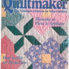 Quiltmaker Magazine March / April 1996 Number 48  Patterns