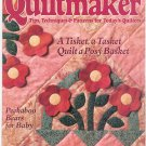 Quiltmaker Magazine May June 1996 Number 49  Patterns