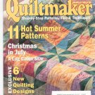 Quiltmaker Magazine July August 1999 Number 68  Patterns