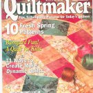 Quiltmaker Magazine May June 1999 Number 67  Patterns