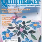 Quiltmaker Magazine January February 1999 Number 65  Patterns