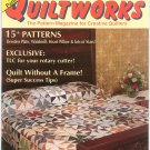 Traditional Quiltworks Magazine January 1993 Number 23  Patterns
