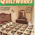 Traditional Quiltworks Magazine September 1992 Number 21  Patterns