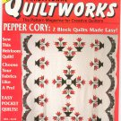 Traditional Quiltworks Magazine December January 1990 1991 Number 11  Patterns