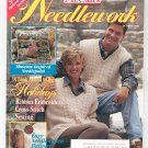 McCall's Needlework Magazine October 1995 With Pattern Insert