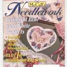McCall's Needlework Magazine April 1996 With Pattern Insert