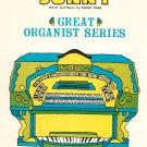 Sunny by Bobby Hebb Sheet Music Vintage All Organ