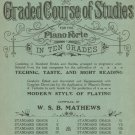 Standard Graded Course Of Studies For The Piano Forte In Ten Grades Grade V 5