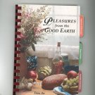 Pleasures From The Good Earth Cookbook Regional Episcopal Church New York