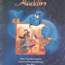 Walt Disney Aladdin Music by Alan Menken 0793519098