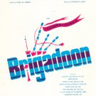 Vocal Selections From Brigadoon by Lerner & Loewe
