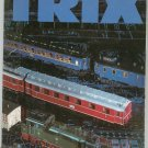 Trix HO Model Train Catalog 1987 1988