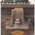 Mainline Railways Model Train Catalog 1983