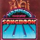 Hammond Easy Play Songbook Vintage Hal Leonard Publishing