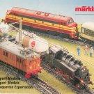 Marklin HO Export Models Train Catalog