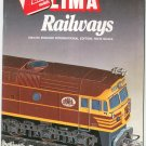 Lima Railways HO Models Train Catalog 1984 1985