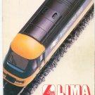 Lima Railways OO Scale N Gauge Models Train British Edition Catalog 1983 1984