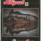 Liliput HO Model Train Catalog  1984