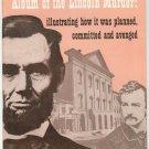 Album Of The Lincoln Murder Civil War Times Illustrated July 1965 Vintage