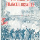 The Battle Of Chancellorsville Civil War Times Illustrated May 1968 Vintage