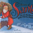 Stories Of Santa Up On The Housetop & Jolly Old St. Nicholas Hallmark