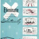 Vintage Electromode Eliminate Winter Worries Electrically Sales Brochure