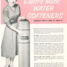 Vintage Permutit Electro Matic Water Softners EMA 9 12 15 & TDS Sales Brochure + Service Guide
