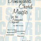 Diminished Chord Magic For Advanced Organist by Bill Irwin Vintage