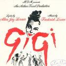 Gigi Selection For Hammond Organ Music Book  Ashley Miller