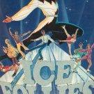 Shipstads & Johnson Ice Follies Souvenir Book Vintage 1979 With Poster