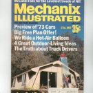 Mechanix Illustrated Magazine July 1972 Vintage Build Low Cost Fun Home