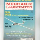 Mechanix Illustrated Magazine April 1969 Vintage New Low Cost Sailplane Kit
