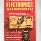 Electronics Illustrated March 1968 Vintage Item 10 Basic Transistor Experiments