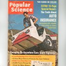 Popular Science August 1968 Vintage Swinging Go Anywhere Cars